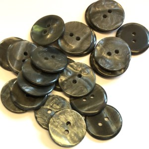 marbled grey buttons