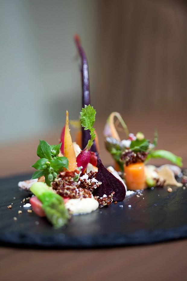 table haute cuisine alinea