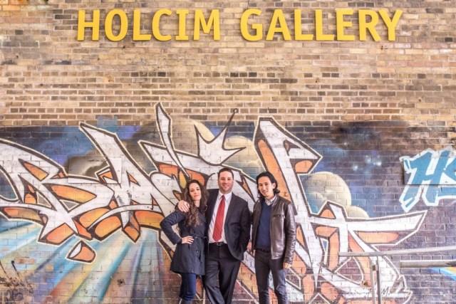 Lauren Segal, Peter Barrett, and Michael Hidetoshi Mori