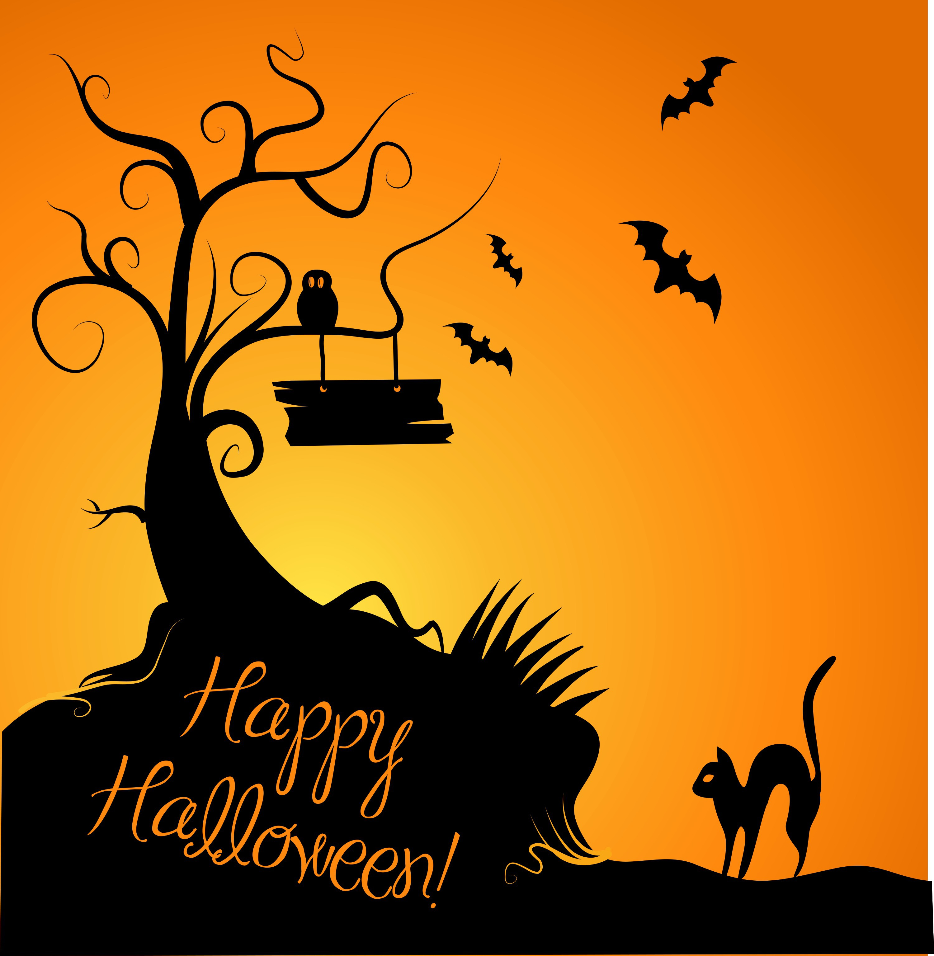 Halloween Wallpaper Gruselig
