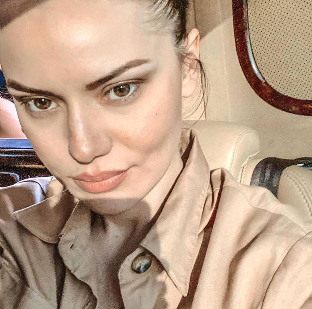 تتعرض الممثلة التركية فهرية أفجين للتنمر