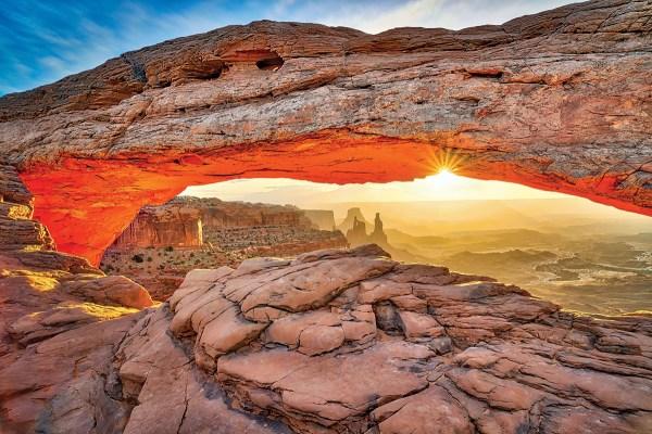 Mesa Arch Utah