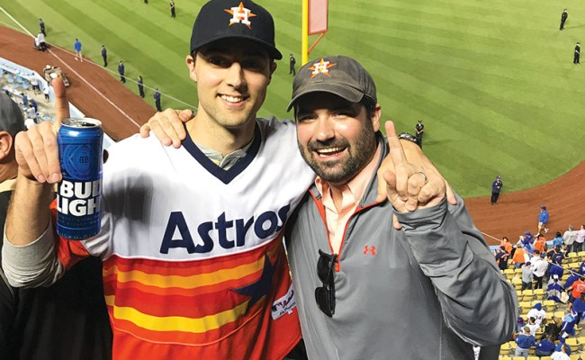 Houston Astros World Series Champions The Buzz Magazines