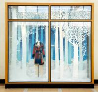 The gallery for --> Winter Window Display Ideas