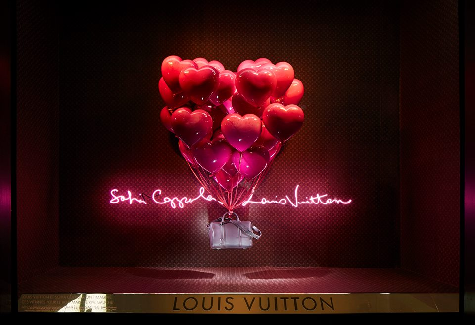 Louis Vuitton X Sofia Coppola SpringSummer 2014 Fantasy