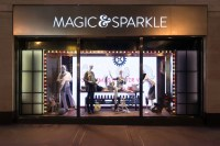Marks and Spencer 'Magic & Sparkle' Christmas Window ...