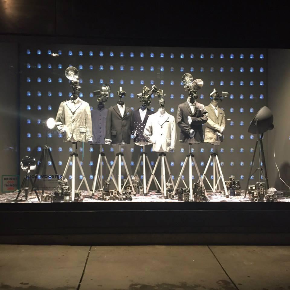 Selfridges Bright Old Things Window Displays 2015 Best