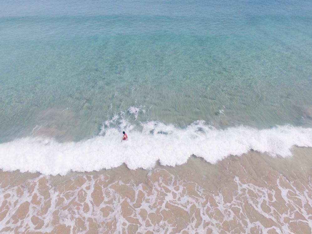 Sabang Beach!