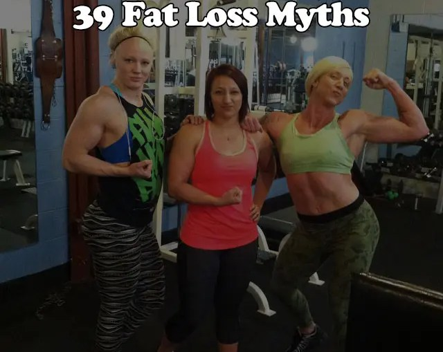 The Skinny On 39 Fat Loss Myths