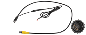 CabCAM™ GPS Adapter Cables