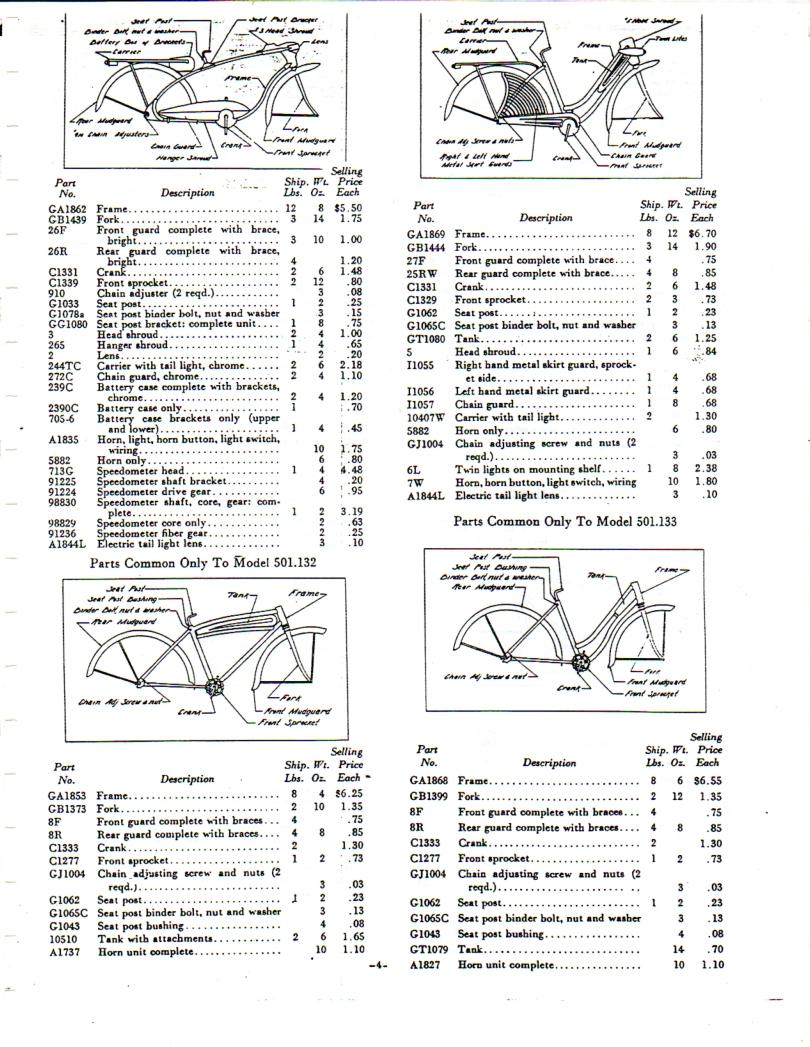 Paper Archive: Catalogs, Instructions, Schematics. Non