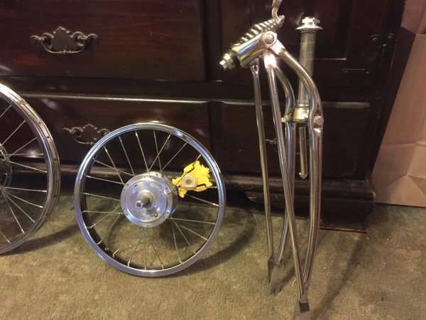 Schwinn Stingray Krate Wheels And Fork Classic