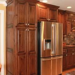 Alder Cabinets Kitchen Hutch Ideas The Plus | Clear