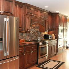 Alder Kitchen Cabinets Washable Rugs Non Skid The Plus Clear