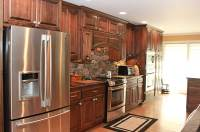 The Cabinets Plus | Clear Alder Kitchen Cabinets