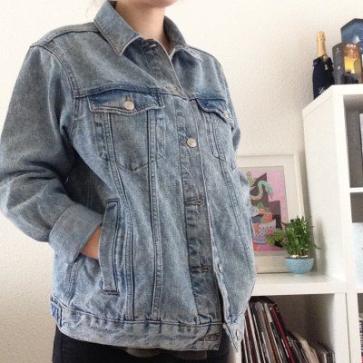 Denim jacket three