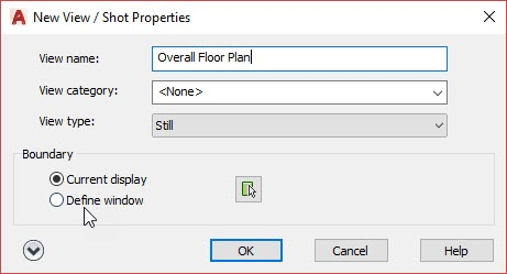 Sheet Setup Made Easy with AutoCAD 2018 1 Views and