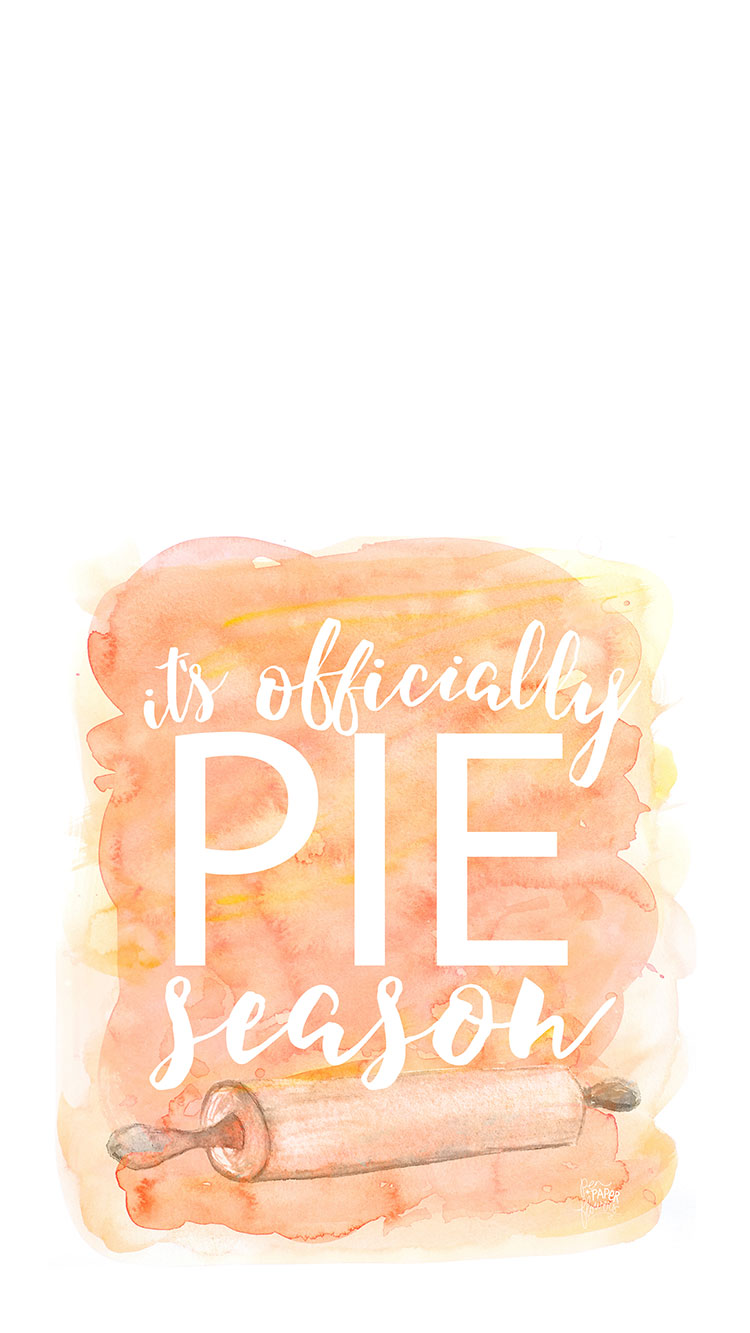 it s officially pie
