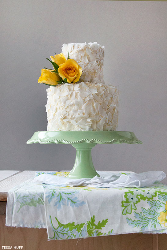 Pineapple Cake And Frosting
