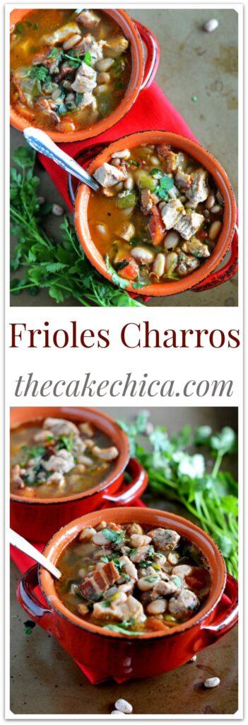 Frioles Charros