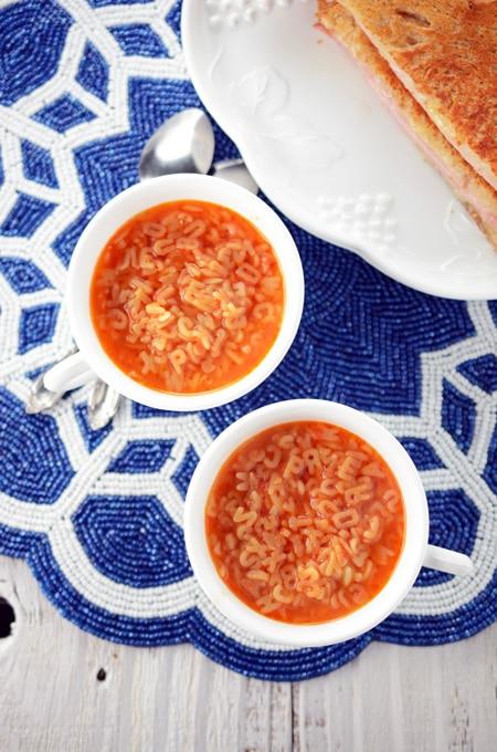 Mexican Alphabet Soup