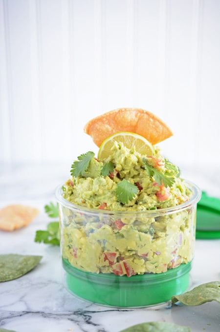 Game Day Guacamole