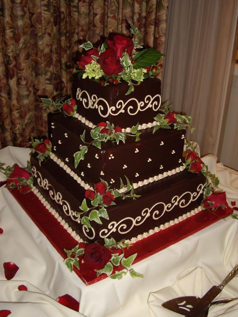 The Cake Gallery WEDDING CAKES Our Unique Style And