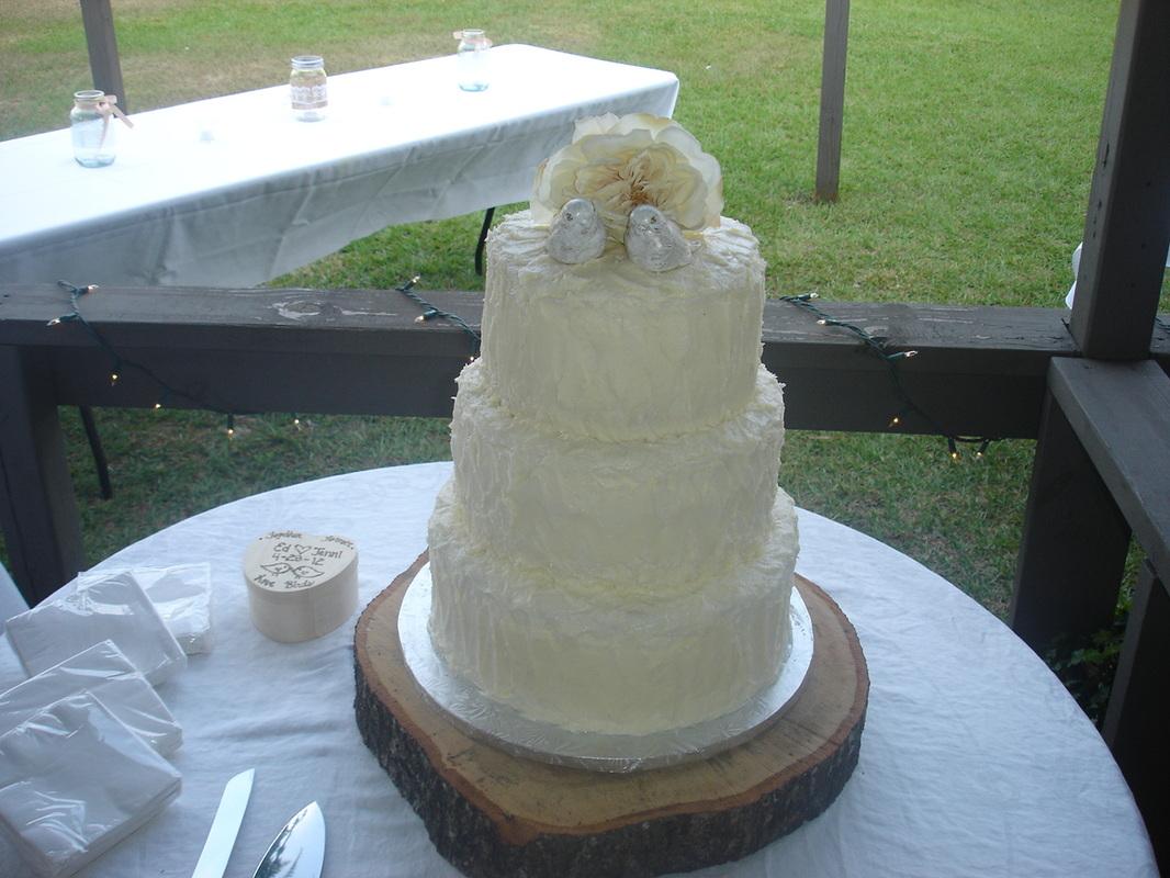 Tree Trunk Grooms Cake The Cake Process By Brandi Chavez