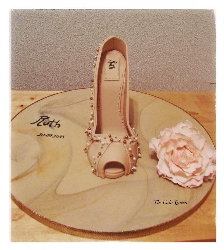 Zapato de azúcar para Ruth