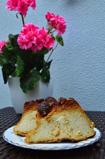 Pudding de castañas