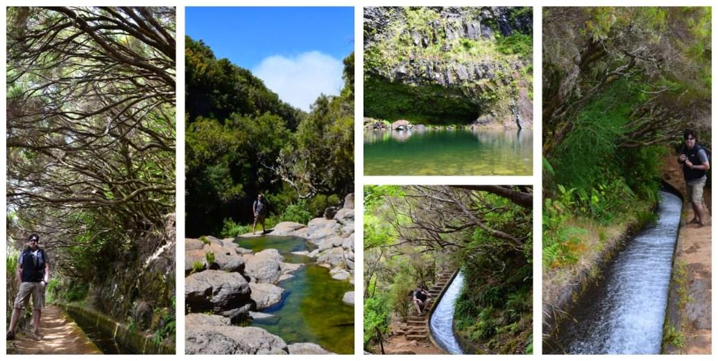 Madeira y sus levadas