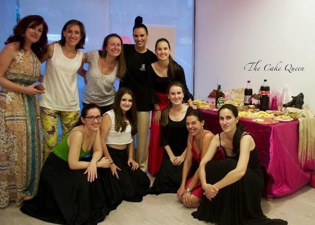 Mis compis de flamenco