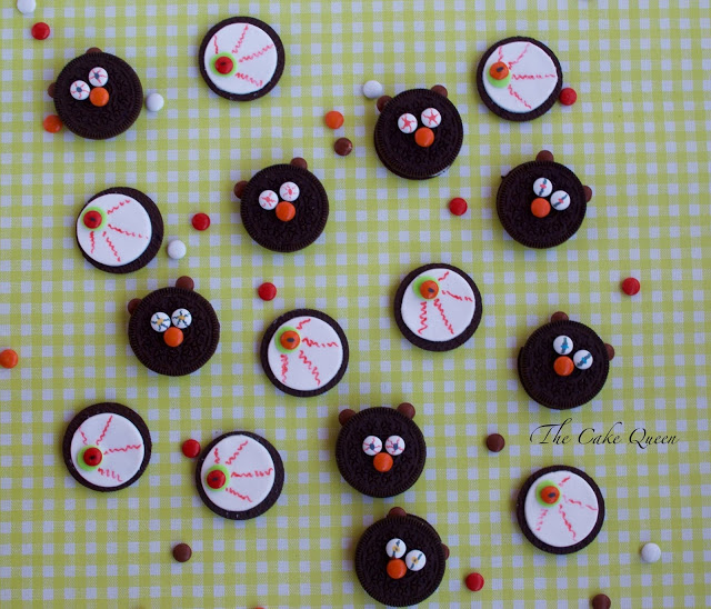 Ideas para Halloween con mini lacasitos: Galletas terroríficas, unas galletas perfectas para hacer con tu peque en Halloween