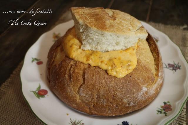 Pan portugués de chorizo, un gran entrante que sorprenderá a todos