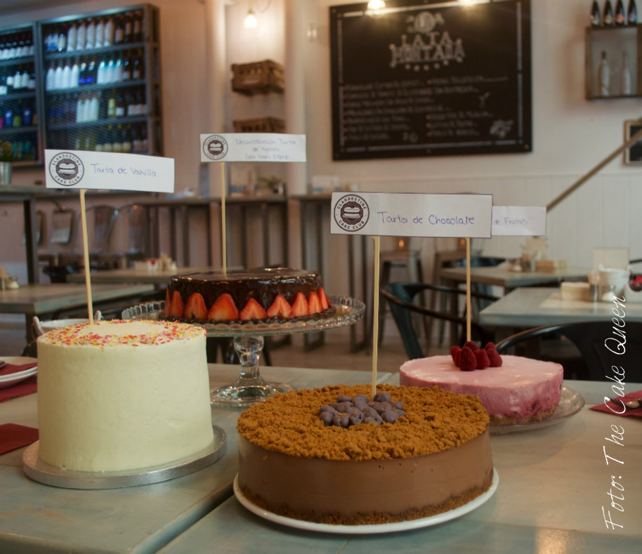"Reunión clandestina de reposteros temática ""TARTAS SORPRESAS"": todas las tartas que forman parte de la reunión clandestina de reposteros en Madrid"