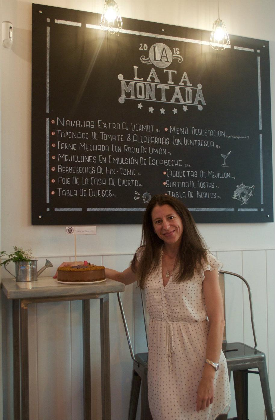 """Reunión clandestina de reposteros temática """"TARTAS SORPRESAS"""": Olga de Olga en el país de los cupcakes"""