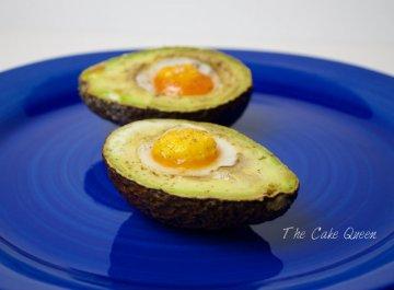 Aguacate y huevo un entrante delicioso
