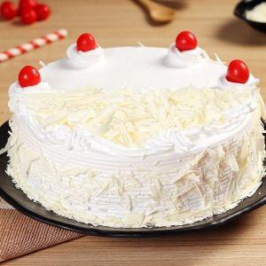 White Forest Cake in Chennai, India