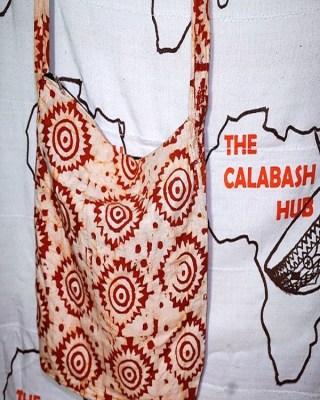 Batik Bag (Adinkrahene)