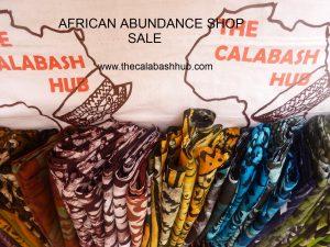 abundance shop sale