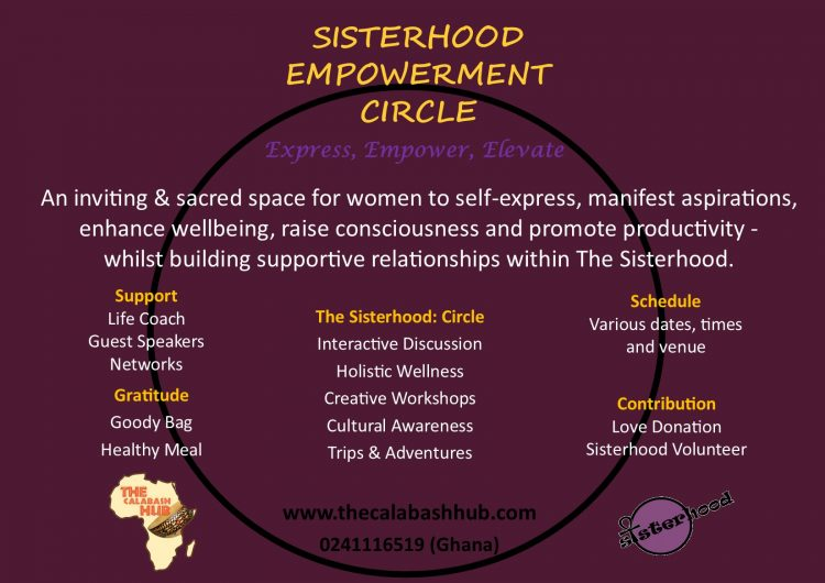 Sisterhood Info Poster update