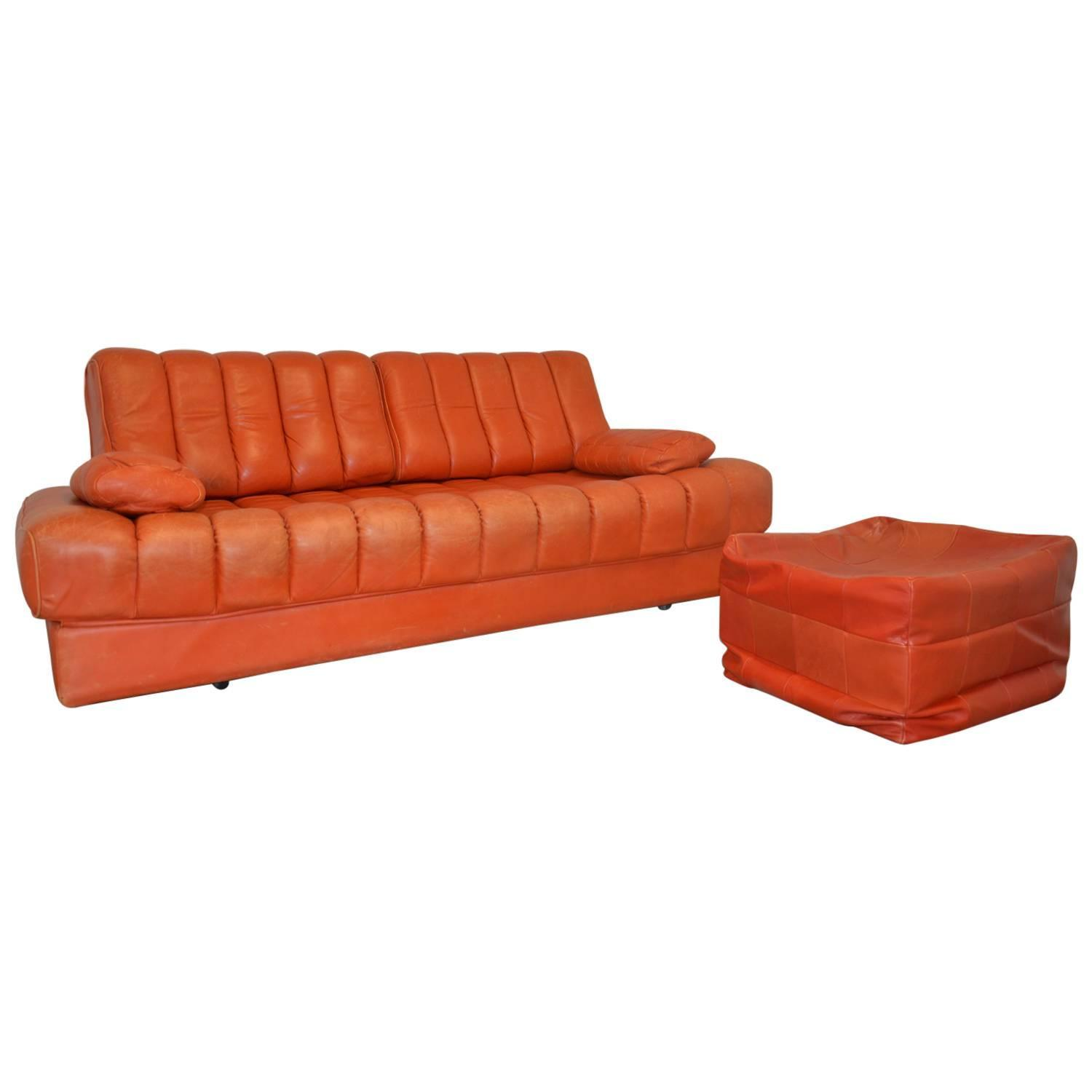 de sede sofa vintage living room tables swiss ds 85 and daybed 1960s the
