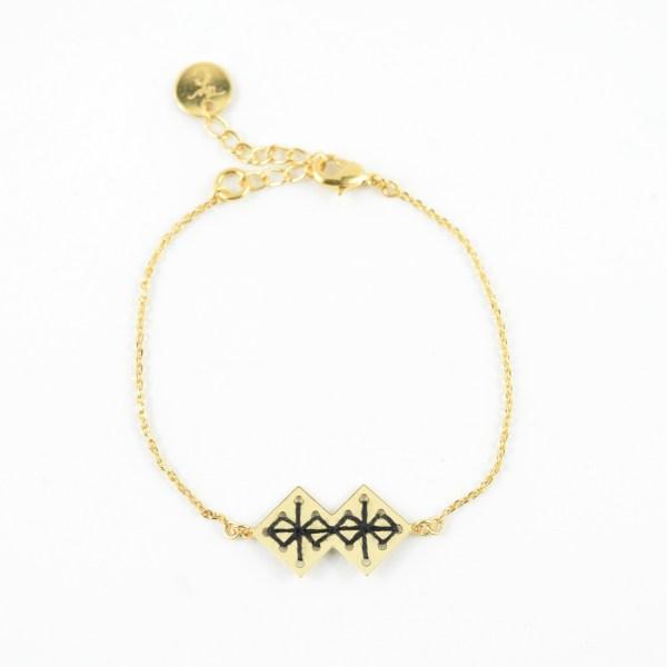 Bracelet Chouara noir