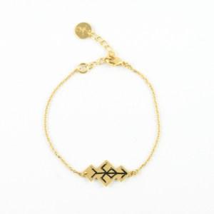 Bracelet Souika noir