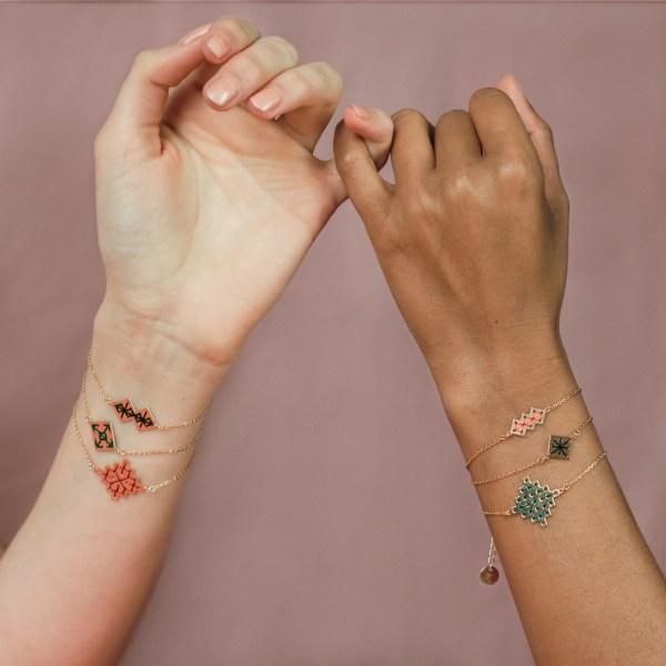 Bracelets Badi, Ménara, Socco, Chouara, Mellah