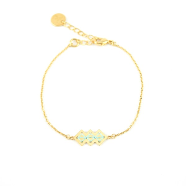 Bracelet Mellah mint