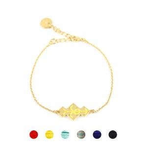 Bracelet Souika jaune 6 couleurs