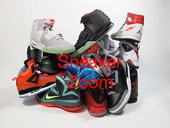 Sneaker Zoom