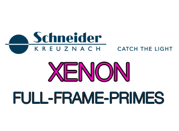 SCHNEIDER-KREUZNACH PRESENTS FULL-FRAME-PRIMES AT IBC