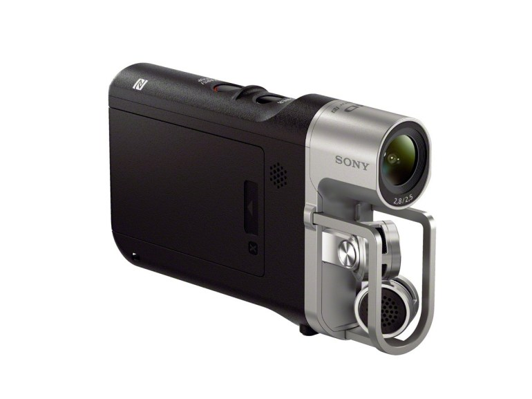 The New Sony HDR-MV1 Music Video Camcorder
